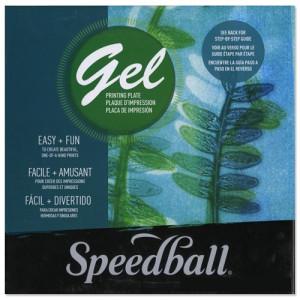 "Gel Printing Plates 5""x7"" Speedball"
