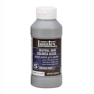 Gesso color gris Liquitex (237 ml)