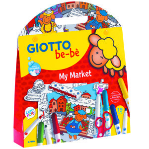 Giotto Be-Bè: Set Creativo 12 rotuladores, Mi mercado