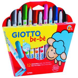 Giotto Be-Bè: Set 12 rotuladores