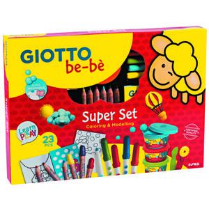 Kit de iniciación infantil (colorea y modela)
