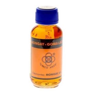 totenart-Goma Laca Mongay, 50 ml.