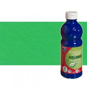 totenart-gouache-liquido-color-co-Lefranc-563-verde-frances-bote-500-ml