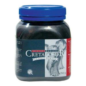 Totenart-Grafito en polvo Cretacolor bote de 150 gr.