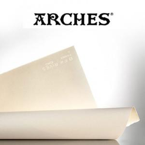 totenart-Hoja Velin BFK Rives de Arches 115 gr, 48x66 cm, Crema