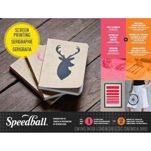 Kit Serigrafía Introducción Speedball