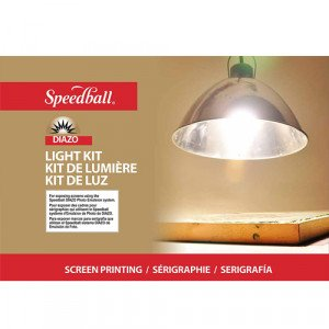 Light Kit  Serigraphy Speedball