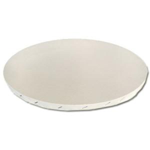 Oval canvas (30x40 cm)