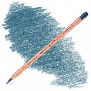 Oil Pencil Blue Night Lightfast Derwent