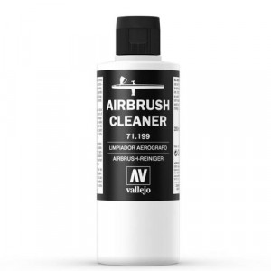 Airbrush Cleaner Vallejo, 200 ml.