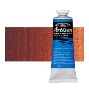 Artisan Oil Burnt Sienna Winsor & Newton, 37 ml.