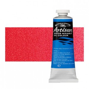 Artisan Oil Cadmium Medium Red Winsor & Newton, 37 ml.