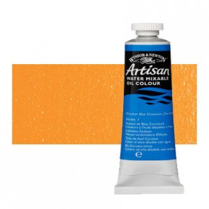 Artisan Oil Cadmium Intense Yellow Hue Winsor & Newton, 37 ml.