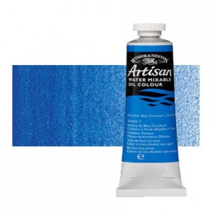 Artisan Oil Cobalt Blue Tone Winsor & Newton, 37 ml.