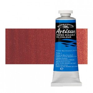 Artisan Oil Indian Red Winsor & Newton, 37 ml.
