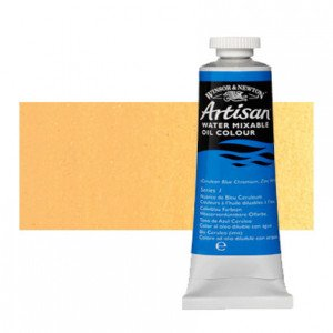 Artisan Oil Napols Yellow Hue Winsor & Newton, 37 ml.