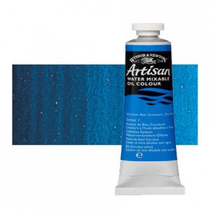 Artisan Oil Phatlo. Blue (red shadow) W&N, 37 ml.