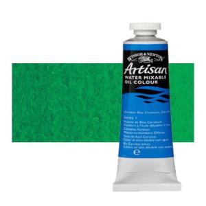 Artisan Oil Phatlo. Green (yellow shadow) W&N, 37 ml.