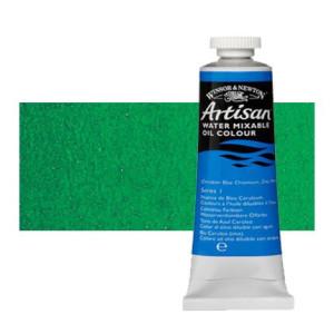Artisan Oil Phatlo. Green (blue shadow) W&N, 37 ml.
