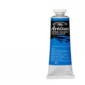 Artisan Oil Titanium White Winsor & Newton, 37 ml.