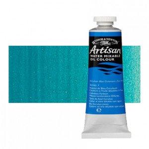 Artisan Oil Cerulean Blue Tone Winsor & Newton, 37 ml.