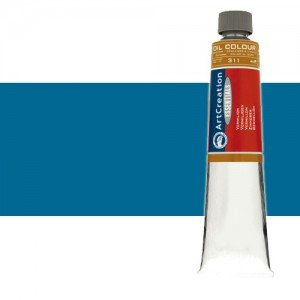 Totenart. Óleo ArtCreation color Azul de Sèvres (200 ml)
