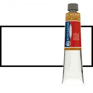 Totenart. Óleo ArtCreation color Blanco de zinc (200 ml)