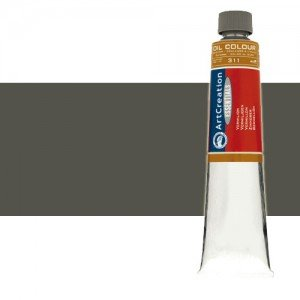 Totenart. Óleo ArtCreation color Gris Payne (200 ml)