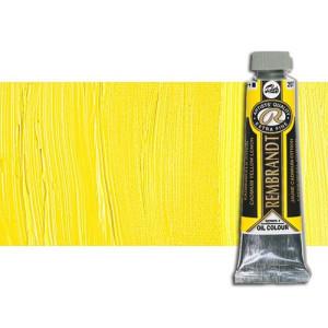 Óleo Rembrandt color Amarillo Cadmio Limon (40 ml.)