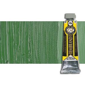 Óleo Rembrandt color Verde Oxido Cromo (40 ml.)