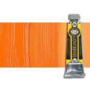 Óleo Rembrandt color Amarillo Anaranjado Permanente (40 ml.)