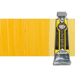 Óleo Rembrandt color Amarillo Permanente Medio (40 ml.)