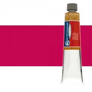 Totenart. Óleo ArtCreation color Rosa oscuro (200 ml)