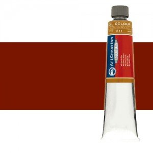 Totenart. Óleo ArtCreation color Siena tostada (200 ml)