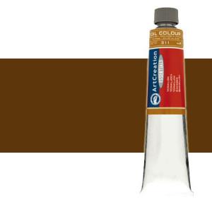 Totenart. Óleo ArtCreation color Sombra tostada (200 ml)