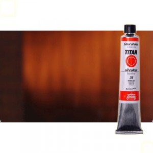 totenart-oleo-titan-extrafino-75-pardo-oxido-transparente-tubo-60-ml