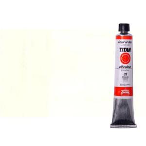 Oil Titan Extra Fine, Titanium White, 60 ml.