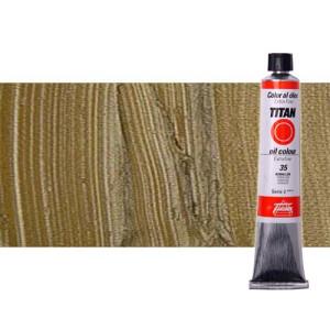 Oil Titan Extra Fine, Bronze, 60 ml.