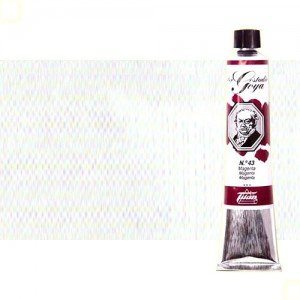 Oil Titan Goya, Titanium White, 60 ml.