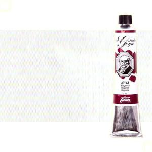 Oil Titan Goya, White Zinc, 60 ml.