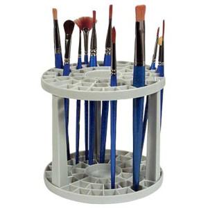 Brush Organizer Round