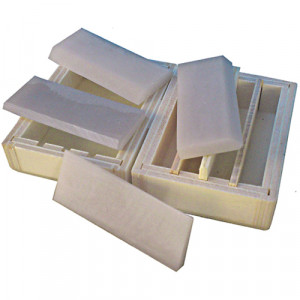 Arkansas Stone, box with 4 units