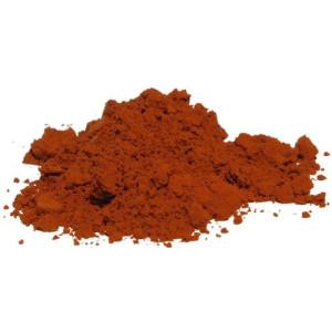 totenart-Pigmento Rojo Natural, Artista, 500 gr.