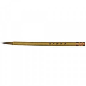 Oriental brush, Goat/Nylon/Poney hair, 37 mm