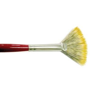 Synthetic Fan Brush Art  m/l, 4