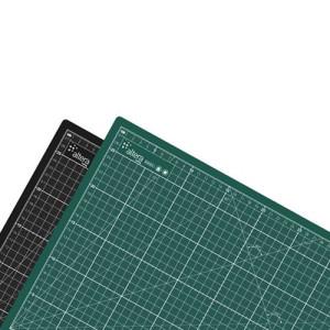 Totenart-Plancha de corte profesional A4, doble cara, 5 capas