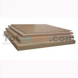 totenart-Plancha DM 40x50 cm., 1cm.