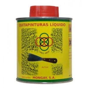 "totenart-Quita pinturas liquido Mongay, 50 ml ""cinco aros"""