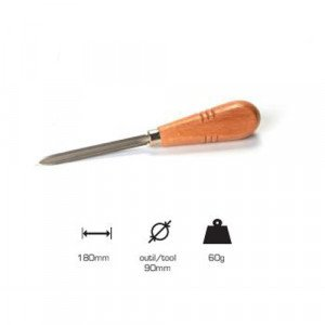 Scraper Artools High carbon with handle
