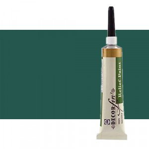 Decorfin Amsterdam Relief Paint Verde Oscuro *D*